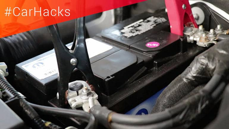 #CarHacks: How to Jump Start a Car