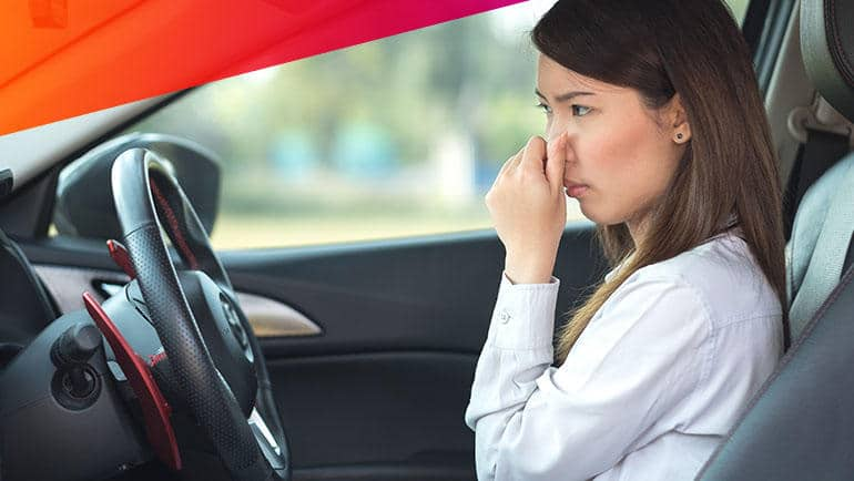 How to Eliminate Bad Car Odors
