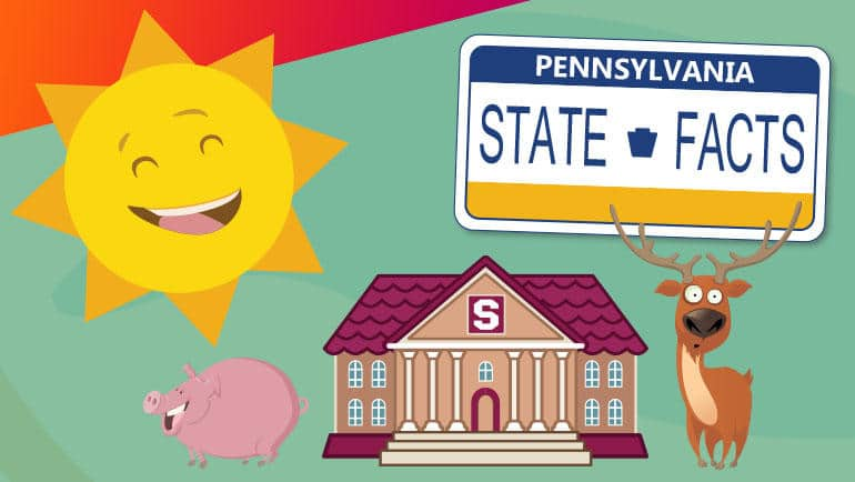 Infographic: Facts & Stats about Driving in Pennsylvania