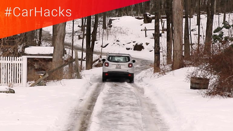 #CarHacks: How to Drive in the Snow