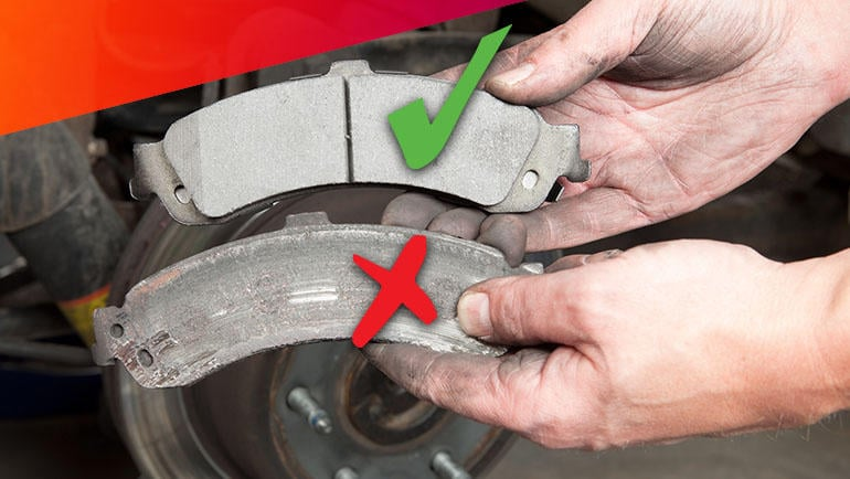 Signs You Need New Brake Pads