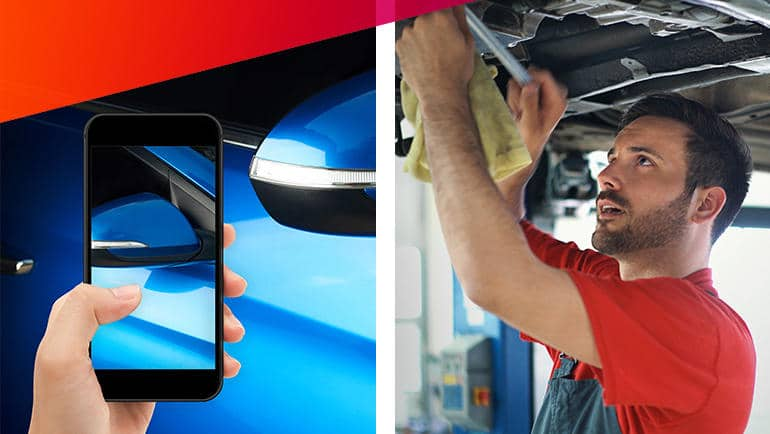 smartRepair®: Making Car Accidents Less Stressful